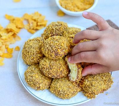 maizenakoekjes cornflakes