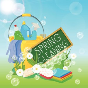 Spring Cleaning Tips for Singers