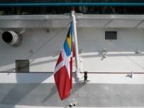 #019 Cruiseship flag