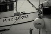 #080 Pacific Searcher B&W