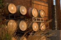 #125 Hillside Wine barrels