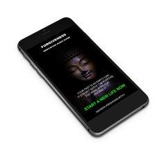 Forgiveness audio download mobile screen