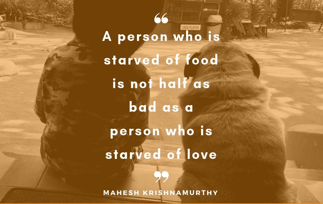 Mahesh Krishnamurthy Quotes