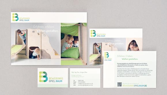 Corporate Design- Möbel - Logo - Visitenkarten - Flyer - Broschüre
