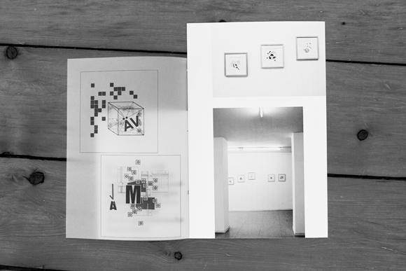 Editorial Design - verschiedene Formate - Ausstellungskatalog - a2