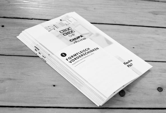 Editorial Design - Kunst - Ausstellungskatalog - a2