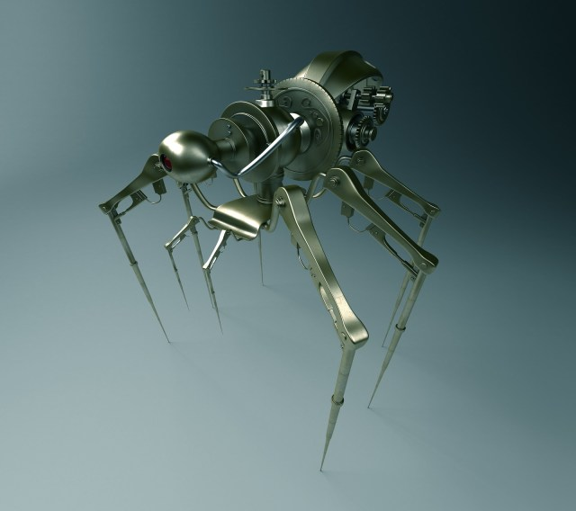 6. bigstock-Spider-6592640