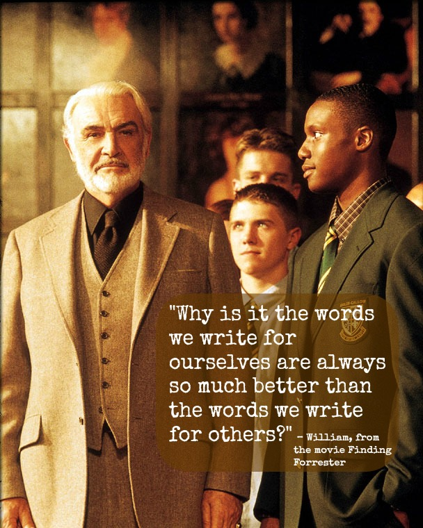 Finding Forrester Quote 1