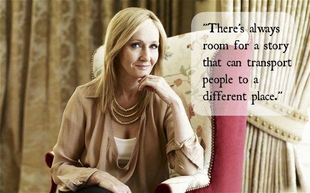 Rowling Quote 1