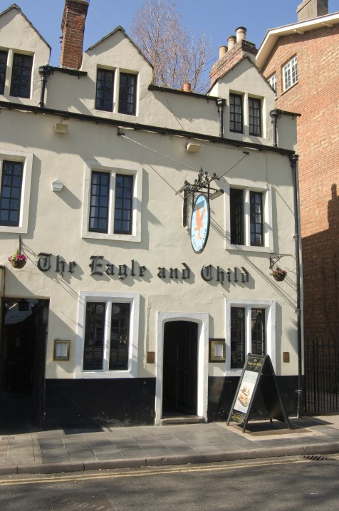 22. bigstock-Eagle-and-Child-Pub-Oxford-32462498