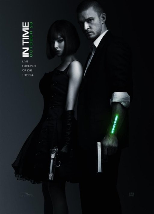 In Time Movie Poster