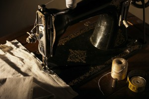 8. bigstock-Antique-Sewing-Machine-21537659