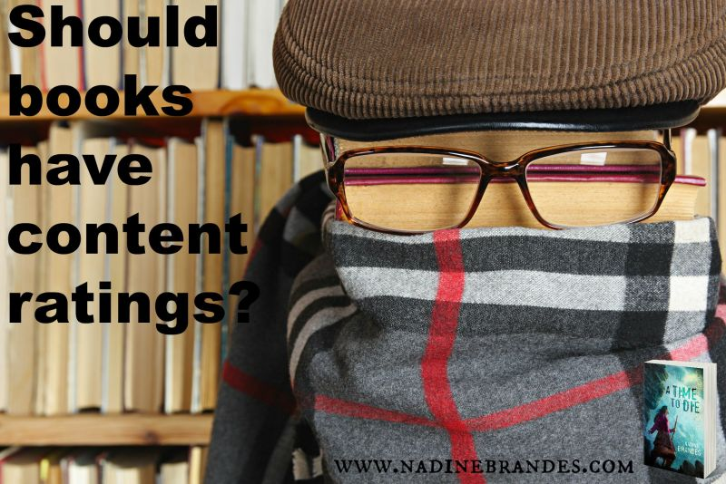 Should Books Have Content Ratings
