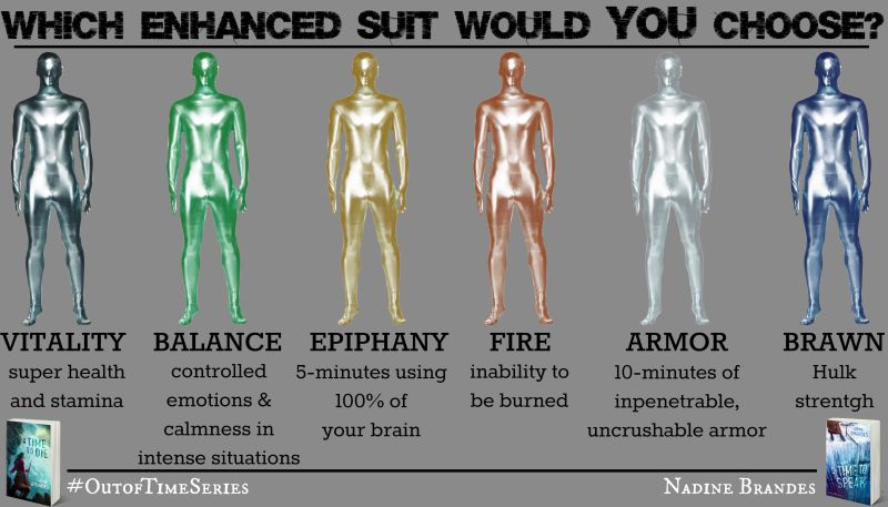 Promo Graphic - Enhanced Suits