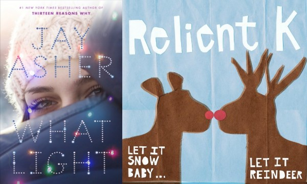 what-light-relient-k-YA-books-Christmas-song
