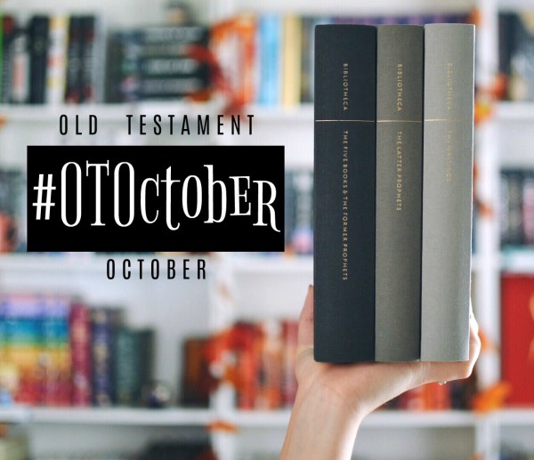 OTOctober Old Testament Bible Reading