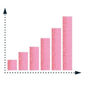 Leistung Infografik