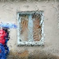 Regen in Minsk