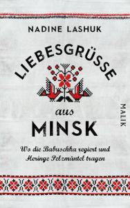 Liebesgrüße aus Minsk- das Buch zum Blog