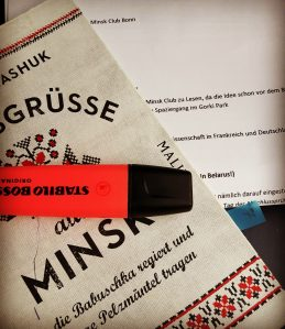 Gestern: Lesung in Bonn