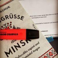 Buch: Liebesgrüße aus Minsk, broschiert