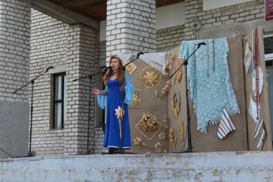 Dieses Dorf hat aktive Klub-Direktoren, die das kulturelle Leben im Dorf organisieren