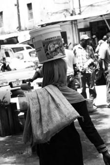 The Marketplace of Zanzibar