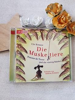"""""""Die Muskeltiere - Pomme de Terre und die vierzig Räuber"""" von Ute Krause"""