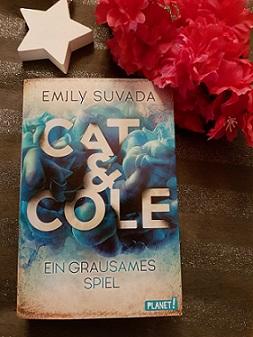"""""""Cat & Cole 2: Ein grausames Spiel"""" von Emily Suvada"""