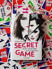 """""""Secret Game - Brichst du die Regeln, brech ich dein Herz"""" von Stefanie Hasse"""