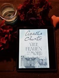"""""""Vier Frauen und ein Mord"""" von Agatha Christie"""