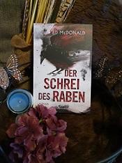 """""""Der Schrei des Raben - Teil 2"""" von Ed Mc Donald"""