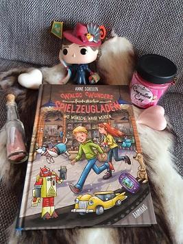 """""""Waldo Wunders fantastischer Spielzeugladen - Wo Wünsche wahr werden"""" von Anne Scheller"""