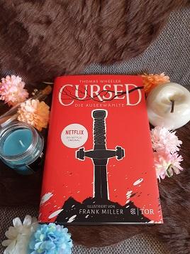 """""""Cursed - Die Auserwählte"""" von Thomas Wheeler, Frank Miller"""