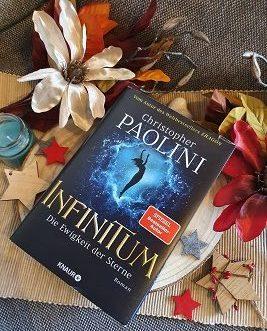 """""""Infinitum - Die Ewigkeit der Sterne"""" von Christopher Paolini"""