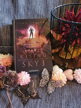 """""""Rising Skye Bd. 2 - Werden deine Gefühle dich retten?"""" von Lina Frisch"""