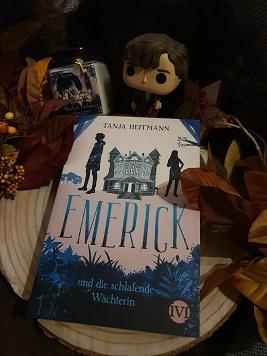 """""""Emerick und die schlafende Wächterin"""" von Tanja Heitmann"""