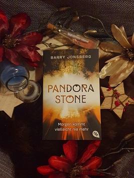 """""""Pandora Stone 3 - Morgen kommt vielleicht nie mehr"""" von Barry Jonsberg"""