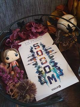 """Sodom - Utopia Gardens (1)"" von Eva Siegmund"