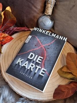 """""""Die Karte"""" (Kerner und Oswald Band 4) von Andreas Winkelmann"""