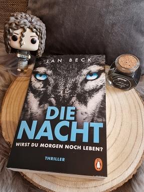 """""""Die Nacht"""" (Brand und Björk Reihe Teil 2) von Jan Beck"""