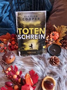 """""""Totenschrein (Ein Sayer-Altair-Thriller) Fall 3"""" von Ellison Cooper"""