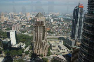 Blick aus Petronas Towers 1