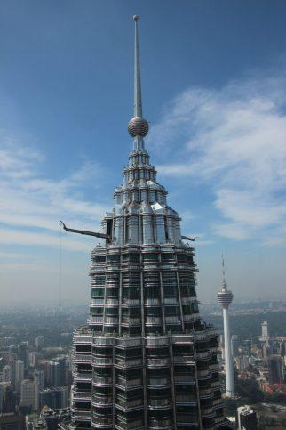 Petronas Tower oben