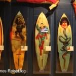 Selbstgemachte Surfbretter
