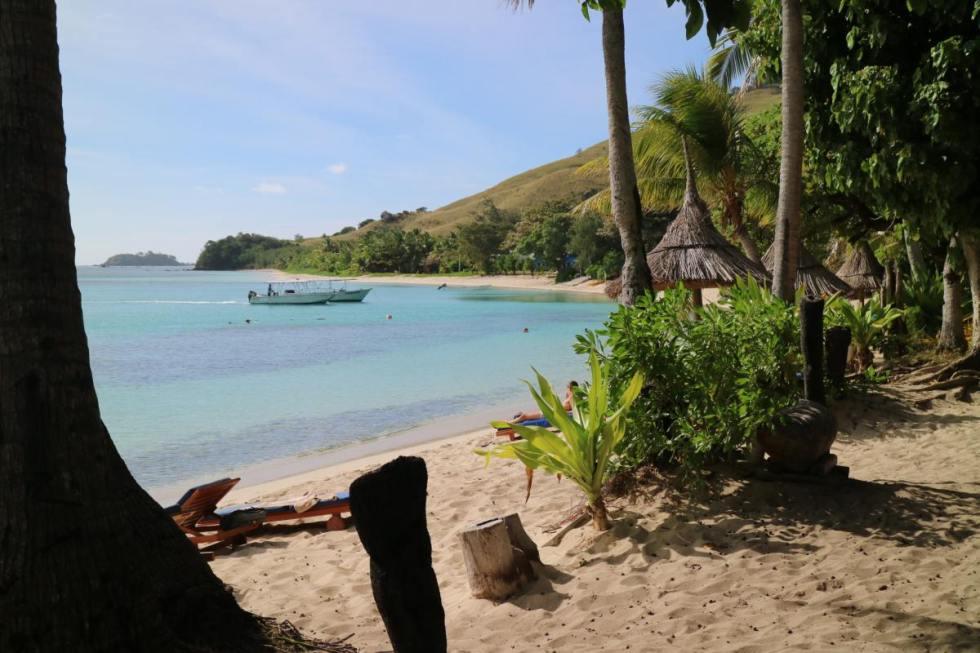 bay of blue lagoon resort, fiji