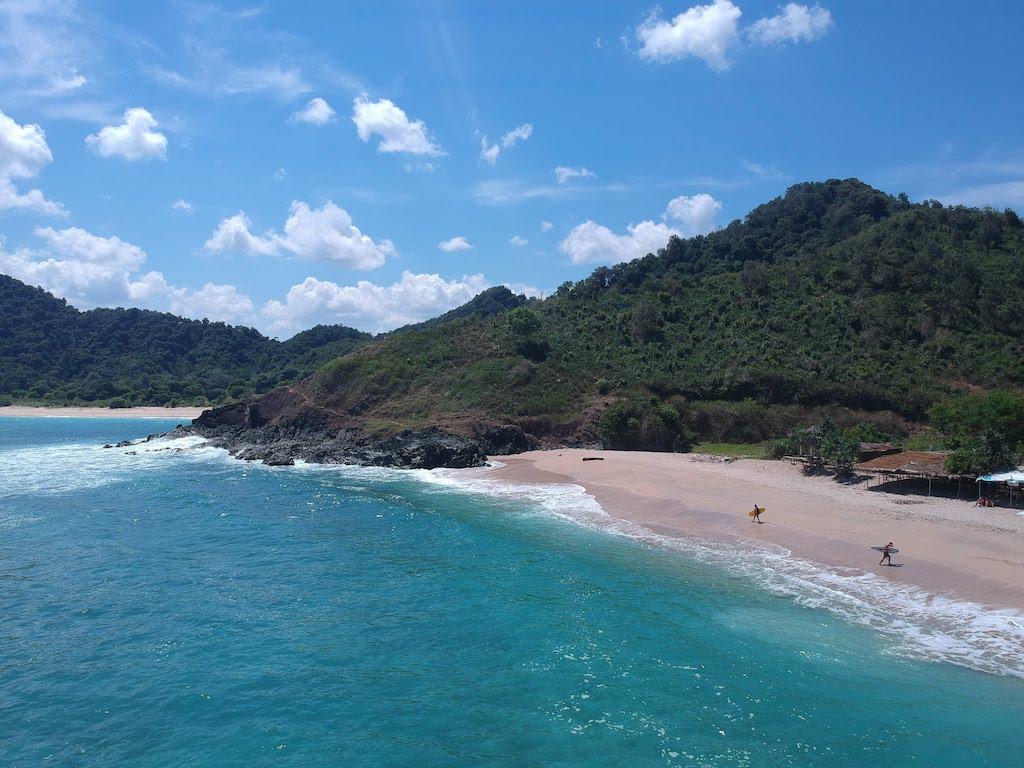 Backpacking In Bali & Lombok