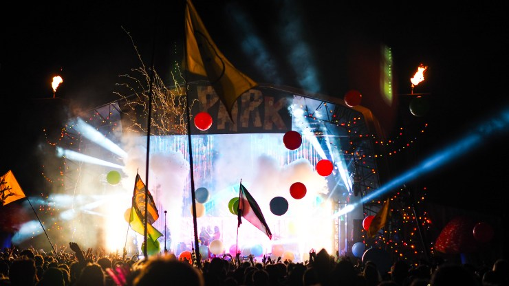 glastonbury festival documentary nadine wilmanns