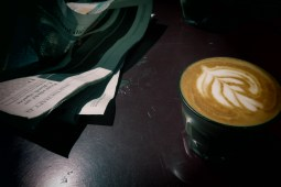 self-assignments coffeeshop table Trust the next step