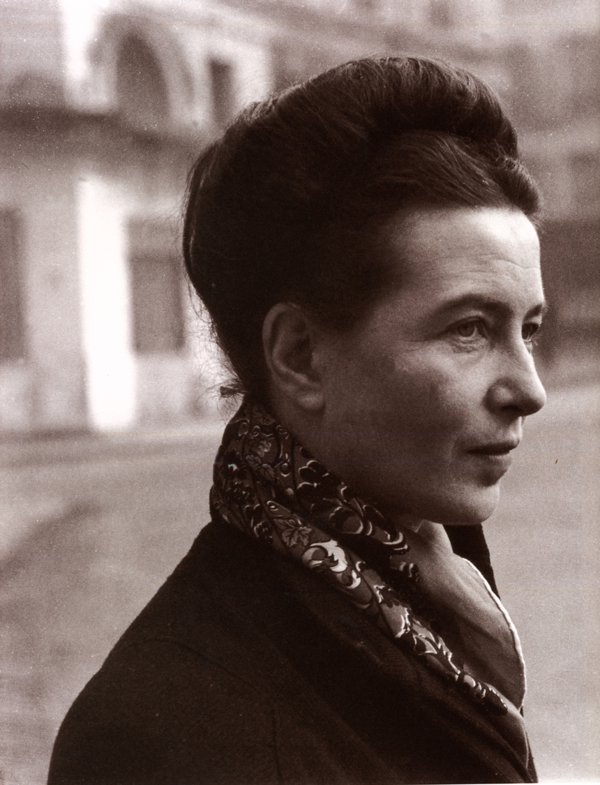 Beauvoir y Yourcenar